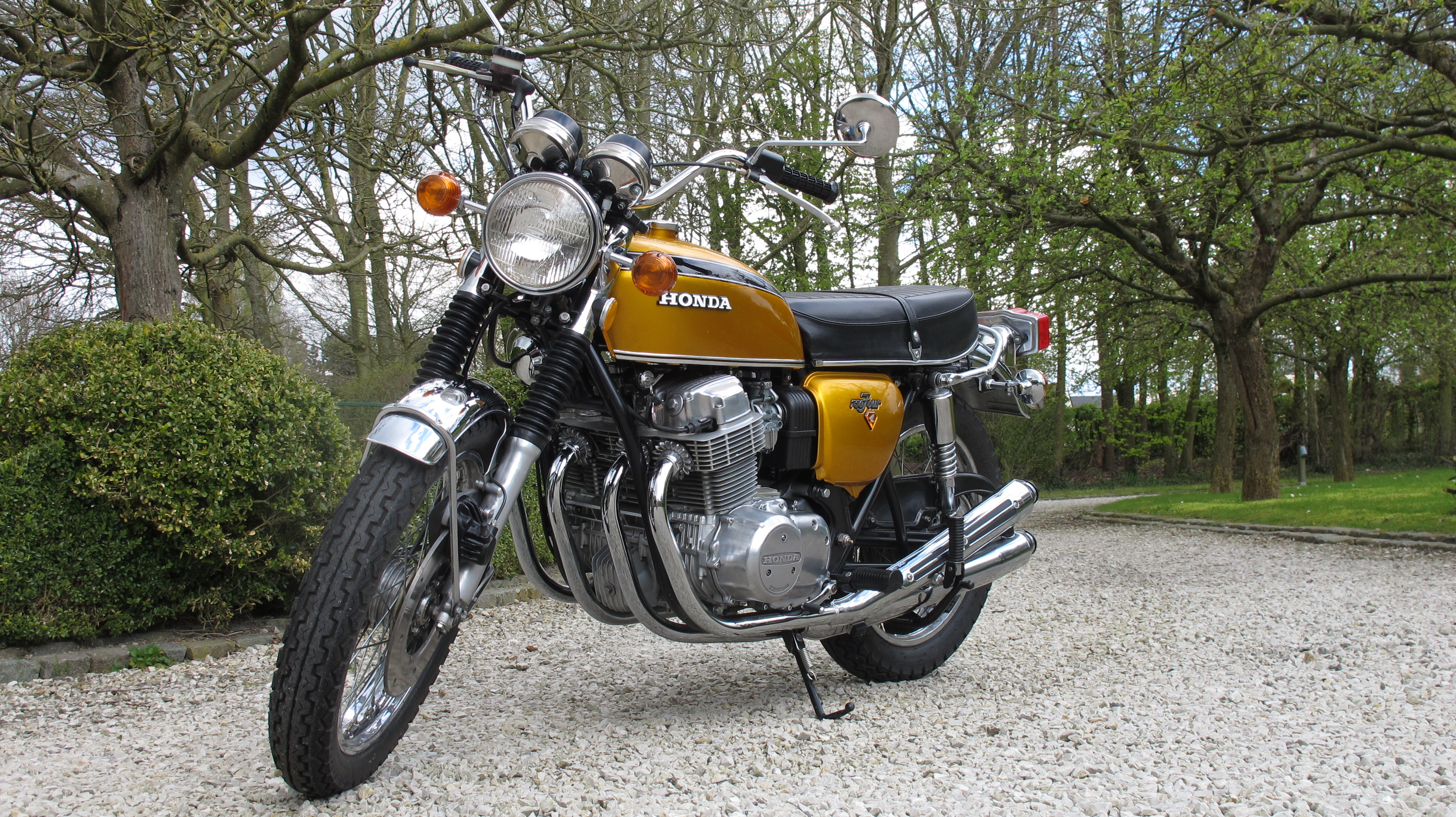 Honda 750 Four K3  1973   U2013 Honda Cb 750 Four